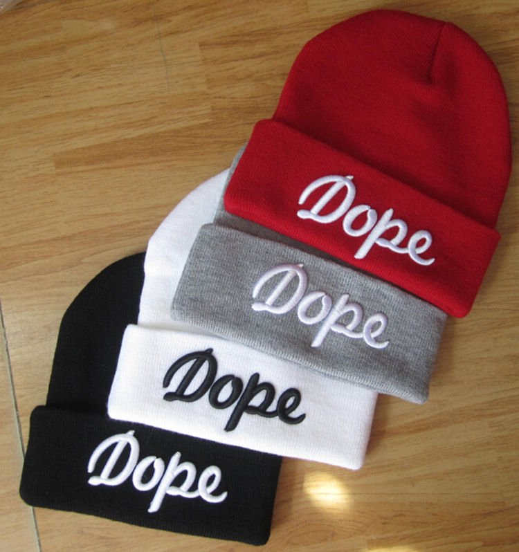 2015 Unisex WinterFashion Beanies Knit Beani Hat Winter Hat For Man And Women Solid Color Elastic Hip-Hop Cap Gorro(China (Mainland))
