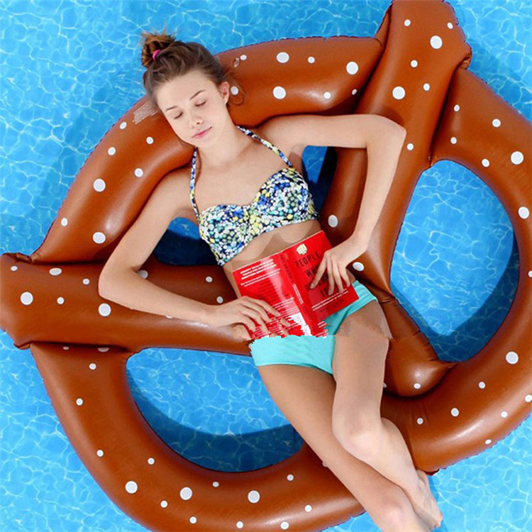 Inflatable floating row Swimming circle Water articles Large size multi-purpose Three people water play(China (Mainland))