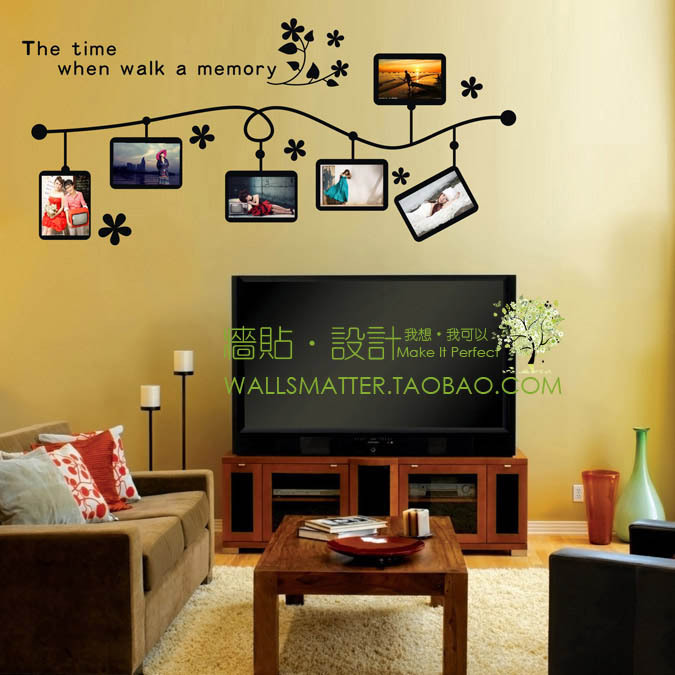 for living room sofa tv background wall picture frames picture