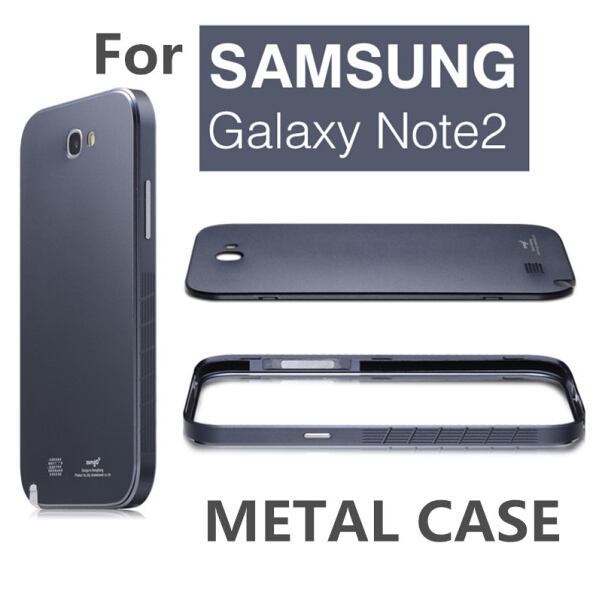 Чехол для для мобильных телефонов For Samsung Galaxy Note 2 Metal Case Note2 Samsung 2 Samsung N7100 2 For Samsung Galaxy Note2 Case чехол для для мобильных телефонов oem 3d samsung galaxy 2 note2 case for samsung galaxy note 2 ii n7100