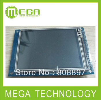 1pcs,3.2 inch TFT LCD  Module+touch panel+ Color Panel +  Drive IC : SSD1289    LCD 320x240 Touch LCD Screen  ( 3.2inch LCD )