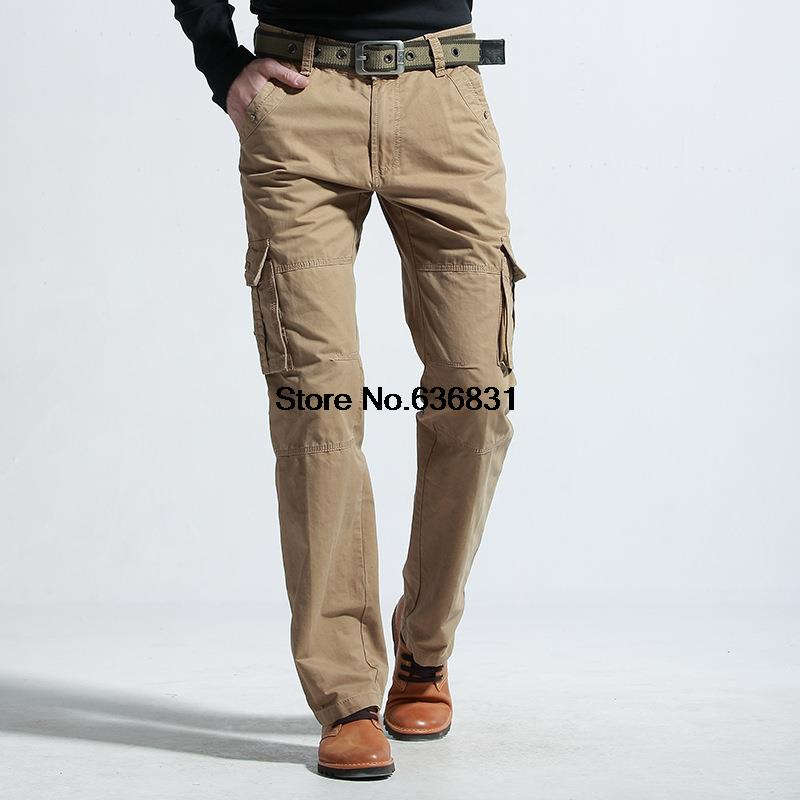 travel cargo pants for men - Pi Pants