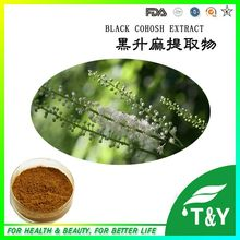 pure natural prganic Black Cohosh Extract 100g/lot(China (Mainland))