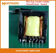 Free Ship by DHL10pcs/lot Rui ling model welder/transformer main high frequency transformer EER43X15 22:4 21:4 12:4 10:4 board