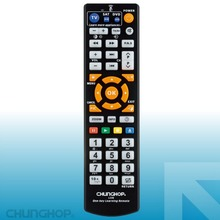 1PCS Free Shipping Universal Smart Remote Control Controller With Learn Function For TV CBL DVD SAT  chunghop L336