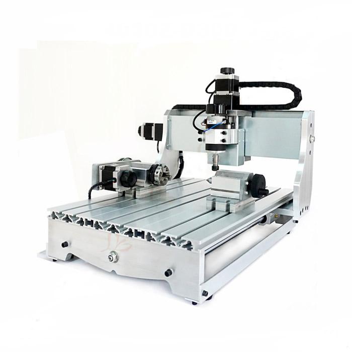 Mini Cnc Router Cnc 3040 Cnc Engraving Machine With Ball