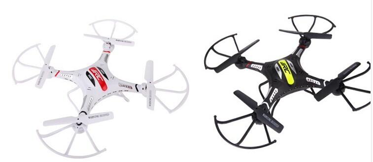 Hot With Extra Battery UAV JJRC H8C 2 4G 4CH 6Axis Gyro RC Aircraft Drone Quadcopter