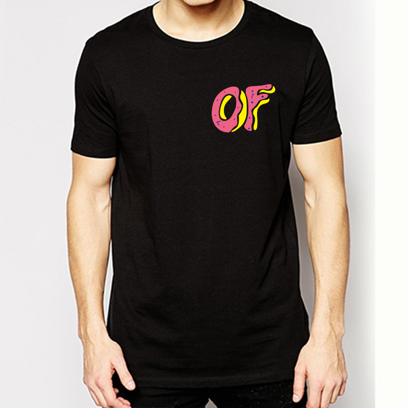 New Arrival Odd Future Ofwgkta Golf Wang Tyler Tshirts Men Customized Top Quality Tshirts Short-sleeved Fashion T Shirts(China (Mainland))