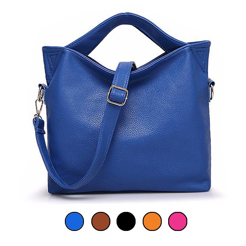 2015 Fashion Women Genuine Leather Bag Female Handbag Designer Shoulder Bags Ladies Portable Messenger Bags Bolsas Casual Totes(China (Mainland))