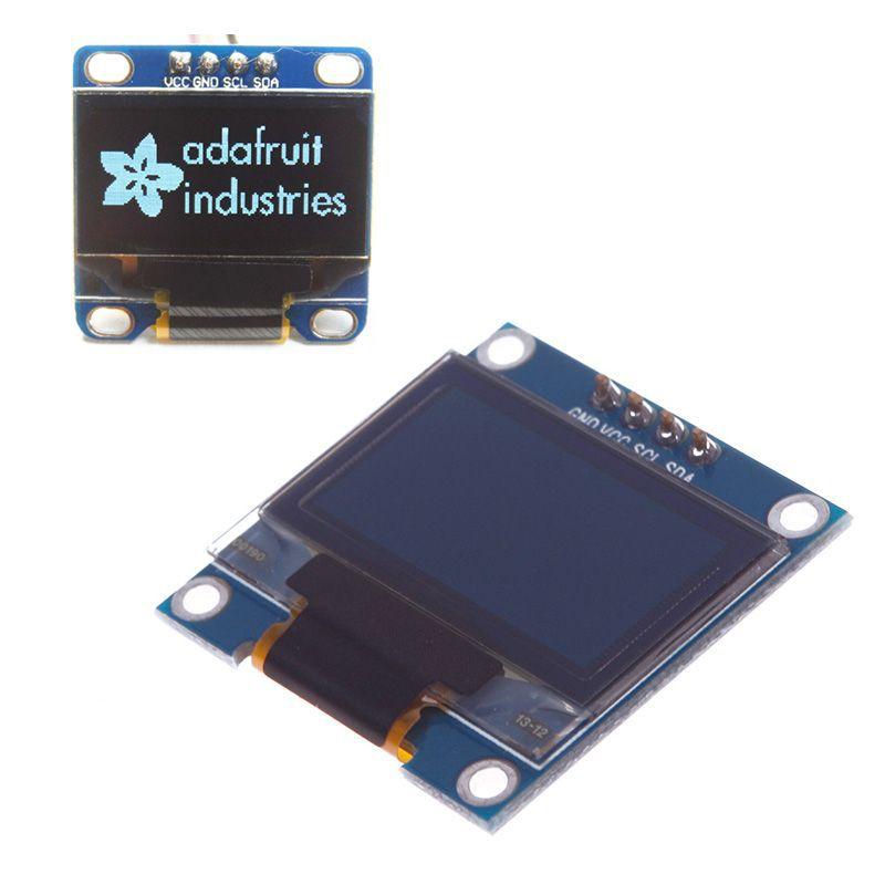New 0 96 I2C IIC Serial 128X64 OLED LCD LED Display Module For Arduino 55785