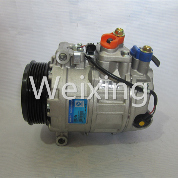 Auto air conditioning compressor for Mercedes benz W220 S55 S320 S430 S500 S280 S350 S430 S500 S350 0012301611 0022305211<br><br>Aliexpress