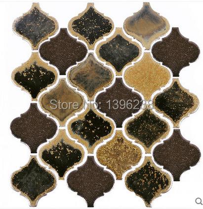 LSDL06,lantern  ceramic mosaic tiles,kirchen backsplash tiles<br><br>Aliexpress