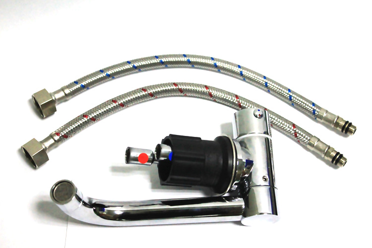 Dusche Wasserhahn Wohnmobil : Fold Down RV Sink Faucet