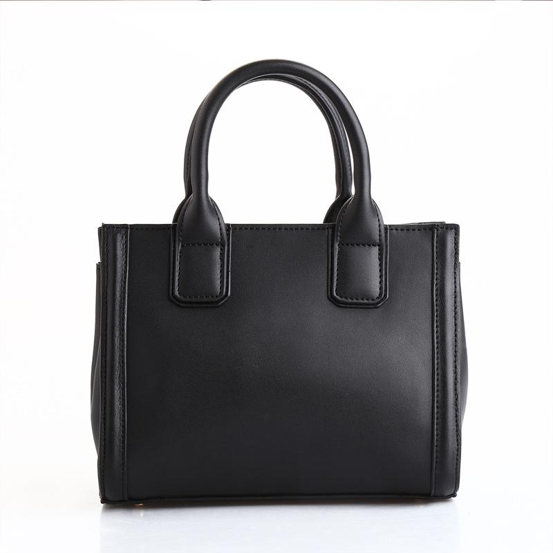 Фотография The new 2016 Genuine leather bag fashion women messenger bags zipper satchels