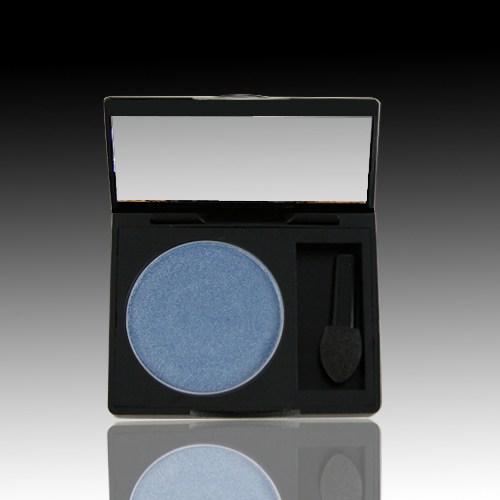 Assuming make-up colorful solid color eye shadow pearl glitter eye shadow powder glitter smoked makeup wet and dry