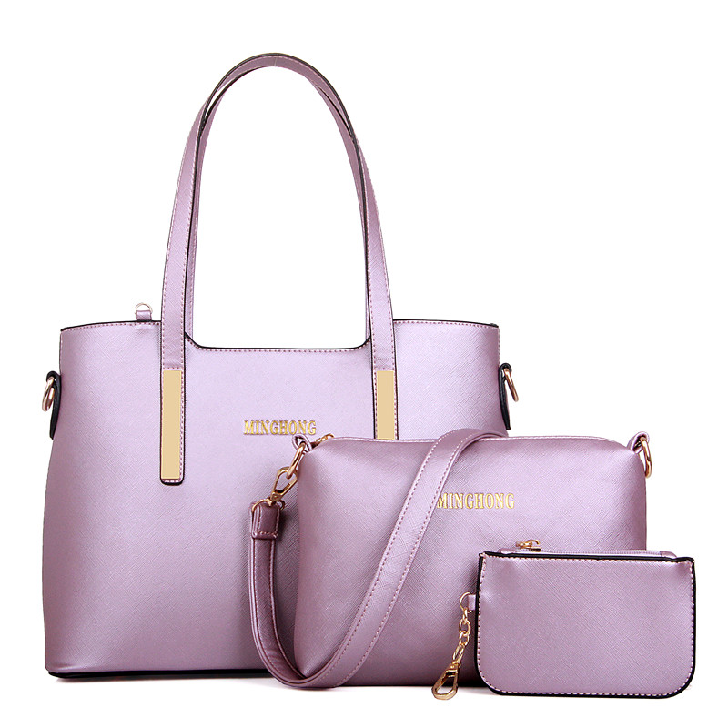 Womens handbag big  vintage buns shoulder bag brief fashion all-match 2015  bag<br><br>Aliexpress