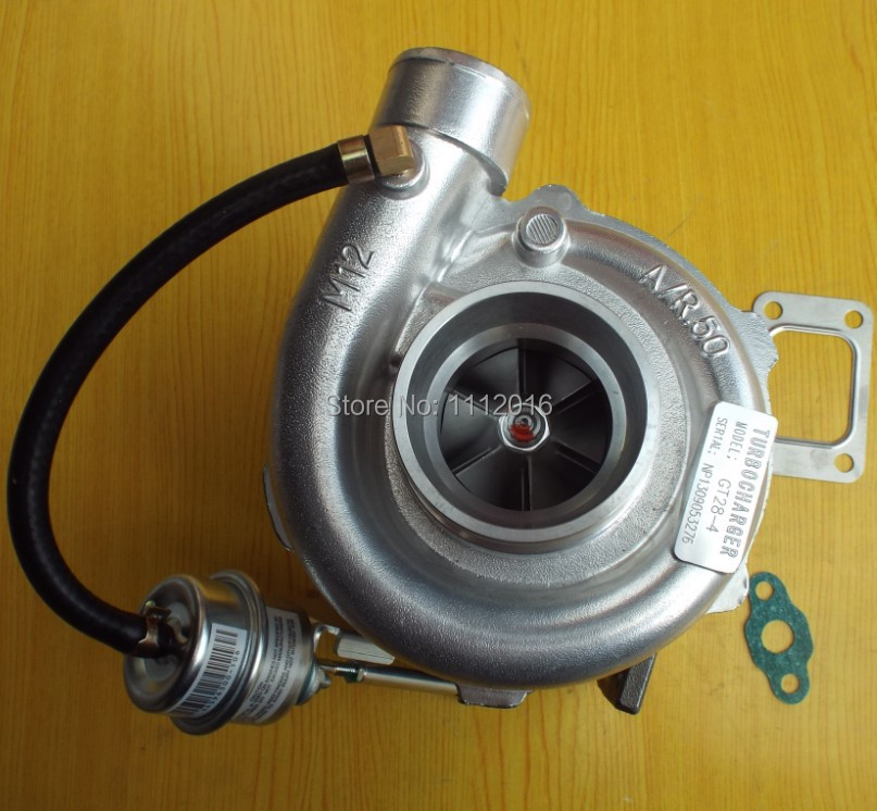 GT28-4 GT28 GT2860 .49 a/r rear .50 a/r compressor water T25 T28 Turbo turbocharger<br><br>Aliexpress