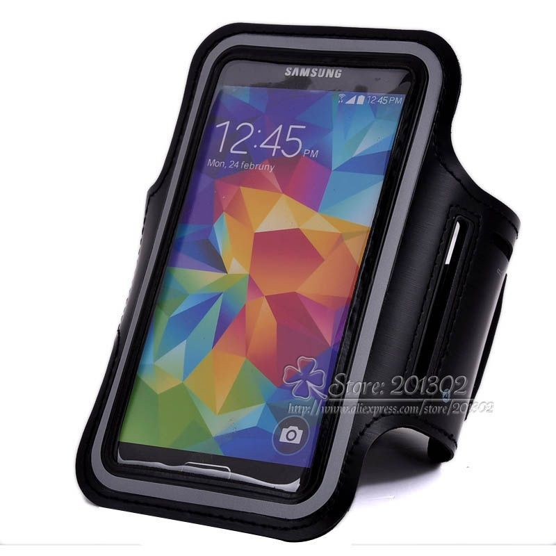Mobile Phone Bags Cases For iPhone 6 For Samsung Galaxy S5 Case Nylon Running Gym Sports Armband Case for Samsung Galaxy S6 S4