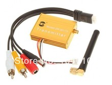 Wireless UHF Transmitter For TV / Car Rearview Camera / CCTV Transmission. Free Shipping