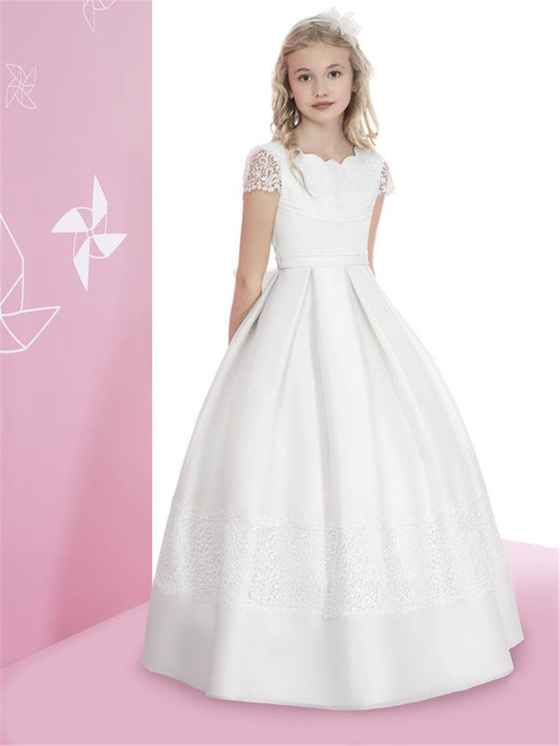 Flower girl dresses for weddings discount wedding dresses for Dresses for girls wedding
