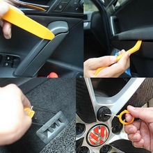 Automobile Radio Panel Door Clip DVR Trim Dash Removal Installer Pry Repair Tool Set 12pcs/set Car Panel Removal Tools hot sale(China (Mainland))