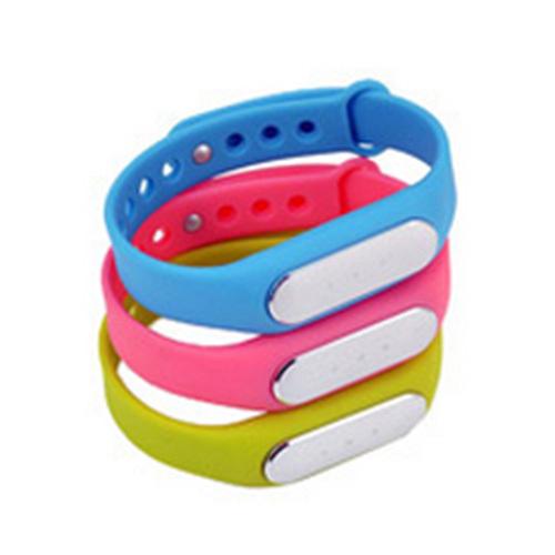 100% Original Xiaomi Mi Band Smart Miband Bracelet for Android 4.4 MI3 M4 MIUI Waterproof Tracker Fitness Wristband 5 color(China (Mainland))