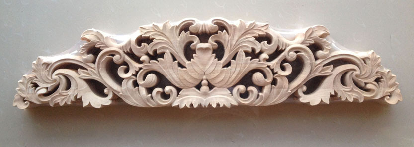 Dongyang wood carving cabinet doors motif continental