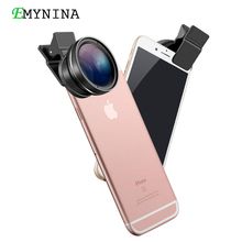 Buy Universal Camera Lens Kit 0.45X Super Wide Angle Lens+12.5X Macro Lens, Clip-On Cell Phone Lens IPhone Smartphone for $9.35 in AliExpress store