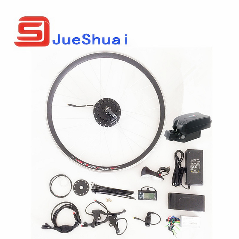 36V 10Ah 250W 350W 500W Electric bike Frag Battery Electric Bike Conversion Kit Use For Bike