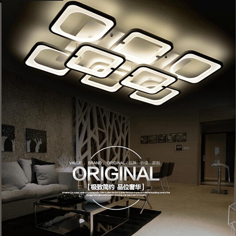 new design acrylic modern led chandelier lighting fixtures. Black Bedroom Furniture Sets. Home Design Ideas