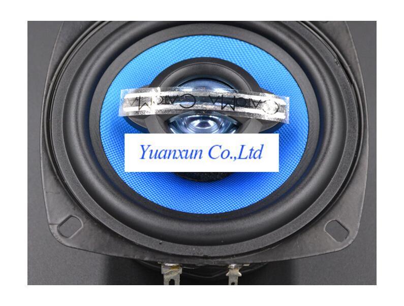 4 inch car speaker car audio conversion 4-inch full-range speakers Horn Cheap 72 pairs(China (Mainland))