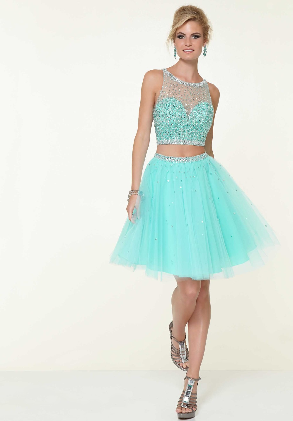 2 Piece Prom Dresses Inexpensive | Dress images