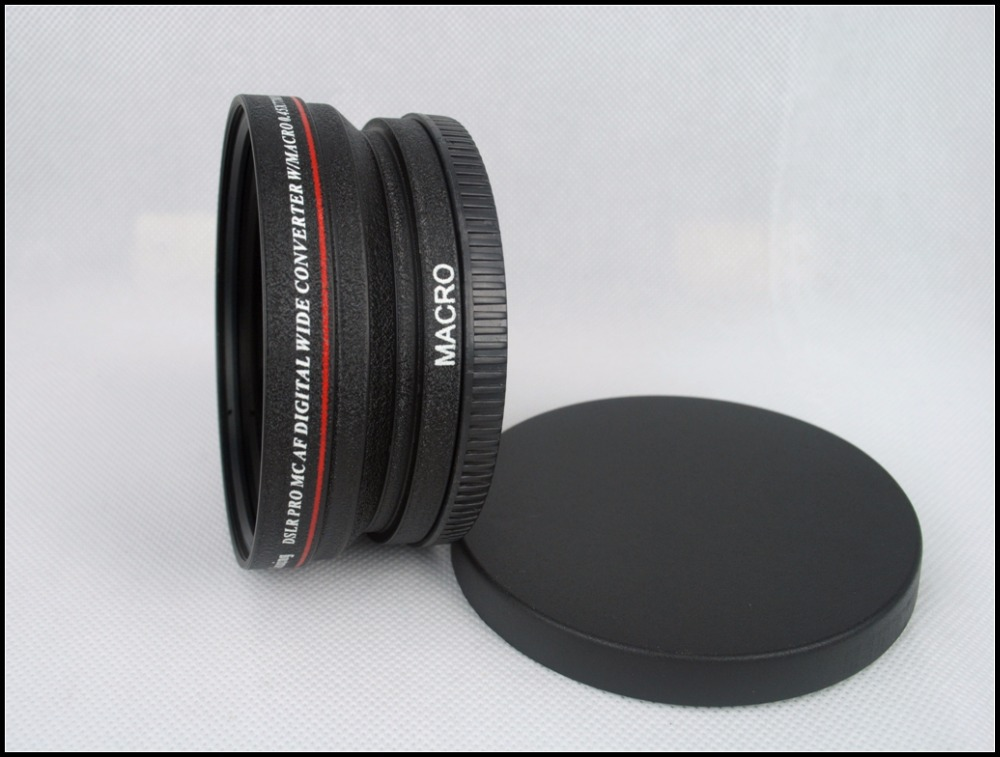 77mm 0.45x WIDE Angle + Macro Conversion LENS 77 0.45<br><br>Aliexpress