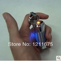 2PCS LOT Tank Shape Metal Electronic USB lighter Flameless Rechargeable Cigar Lighter