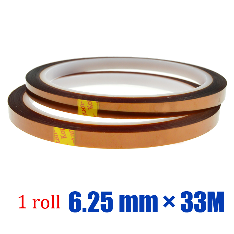 Free shipping 1 roll* 6.25 mm* 33M Sublimation Heat Transfer Paper for Sublimation Printing(China (Mainland))