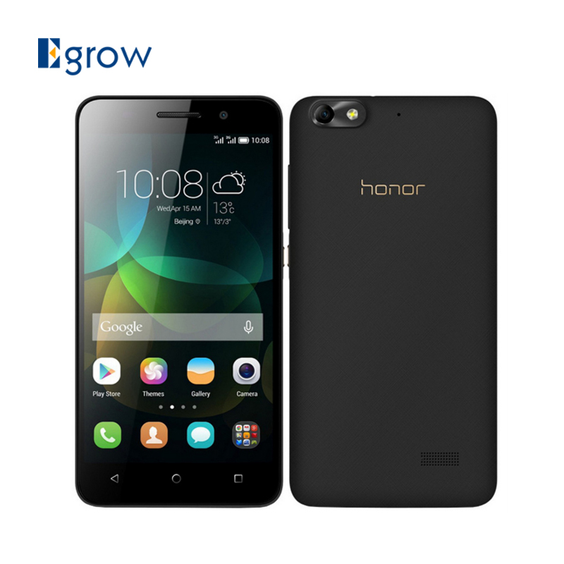 Huawei Honor 4C Enhanced Edition Cellphone 5.0 inch 13.0MP 2G/3G/4G LTE Android4.4 Octa Core 2GB RAM 16GB ROM Mobile Phone(China (Mainland))