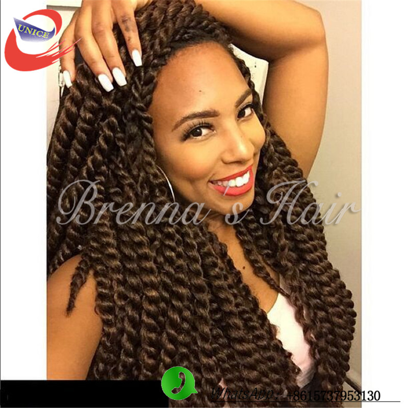 Crochet Havana Hair Styles : Style Short Length Havana Mambo Twist 6 Pieces Lot Crochet Braid Hair ...
