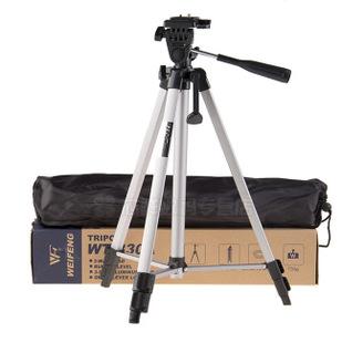 High Quality Aluminum Tripod 3-Way Head Universal Digital Camera Tripod WT-330A Max. Height 1340mm/52.76inch(China (Mainland))
