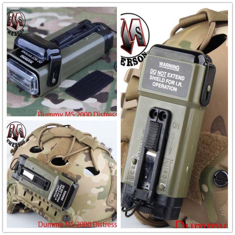 Distress Marker Light SDU-5/E, Operation and Maintenance