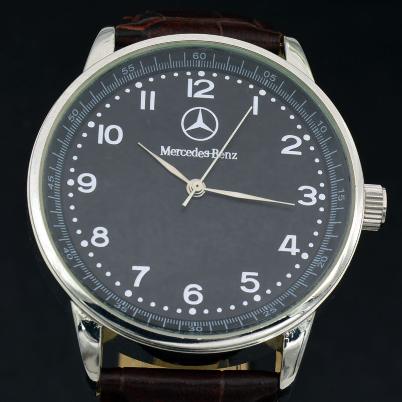 2015 Luxury Brand Leather Watches Men Waterproof Fashion Casual Sports Quartz Watch Business Wrist Watch Hour Relogio Masculino!