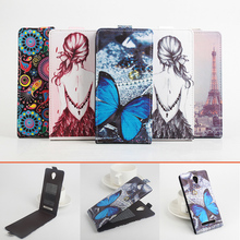 Jiayu S3 Phone Case Fashion Colorful Pattern PU Leather Cover for Jiayu S3 Flip Case Vertical Back Cover Magnetic Phone Case