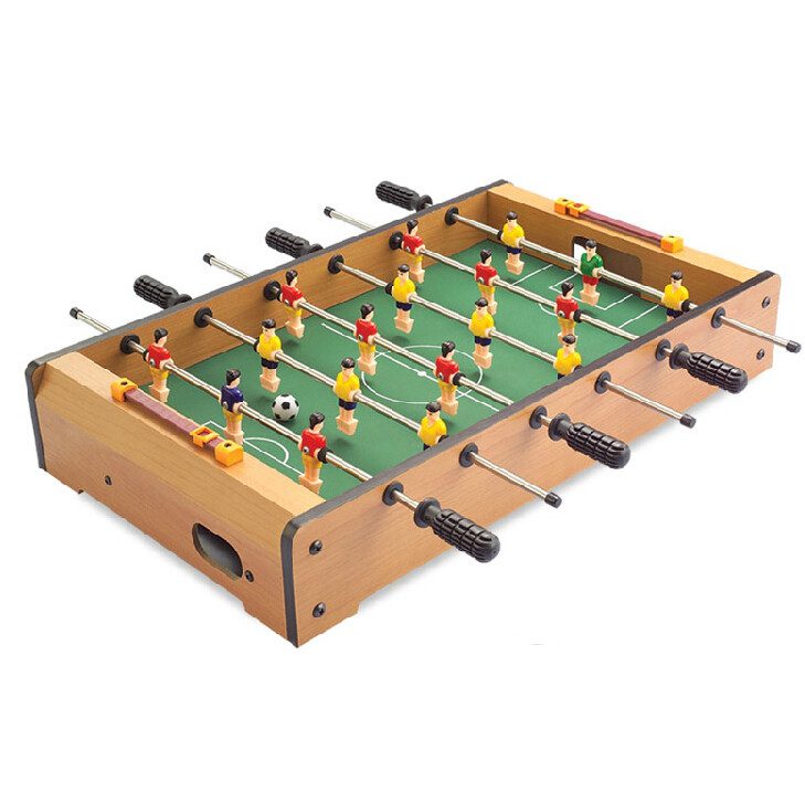 Soccer Tables Kids Home Toy Four Rod Foosball Family Game Table Recreation equipment(China (Mainland))