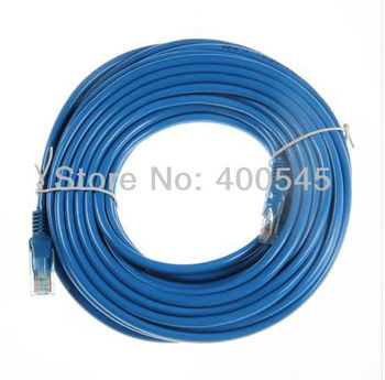 10M 30FT Cat5 Cat5E RJ45 Ethernet Patch LAN Network Cable adapter RJ 45 cabo kabel for Computer Desktops Laptop PC