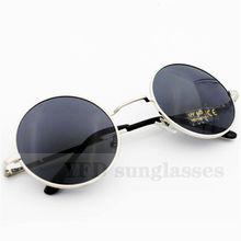 Beautiful Vintage Round Sunglasses Men Women Female Sun Glasses Women's Glasses Feminine