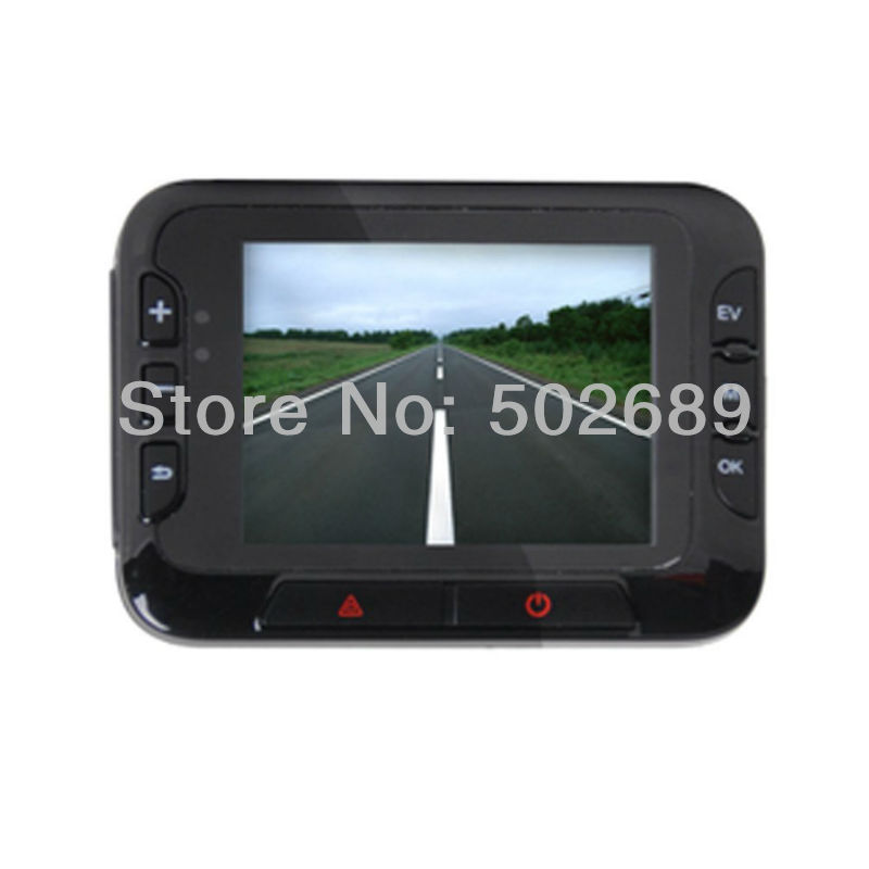 New arrival 5M CMOS sensor car auto vehicle truck dvr vedio recorder motion detect+ H.264 video format + HDMI port DVR AT100(China (Mainland))
