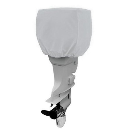 """600D PU Coated Outboard Motor Boat Cover 10HP-40HP, 24""""D*12""""W*19""""H(China (Mainland))"""