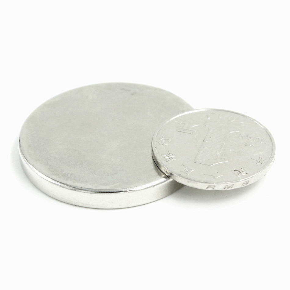 1pcs Neodymium N35 Dia 40mm X 5mm  Strong Magnets Tiny Disc NdFeB Rare Earth For Crafts Models Fridge Sticking Free Shipping<br><br>Aliexpress
