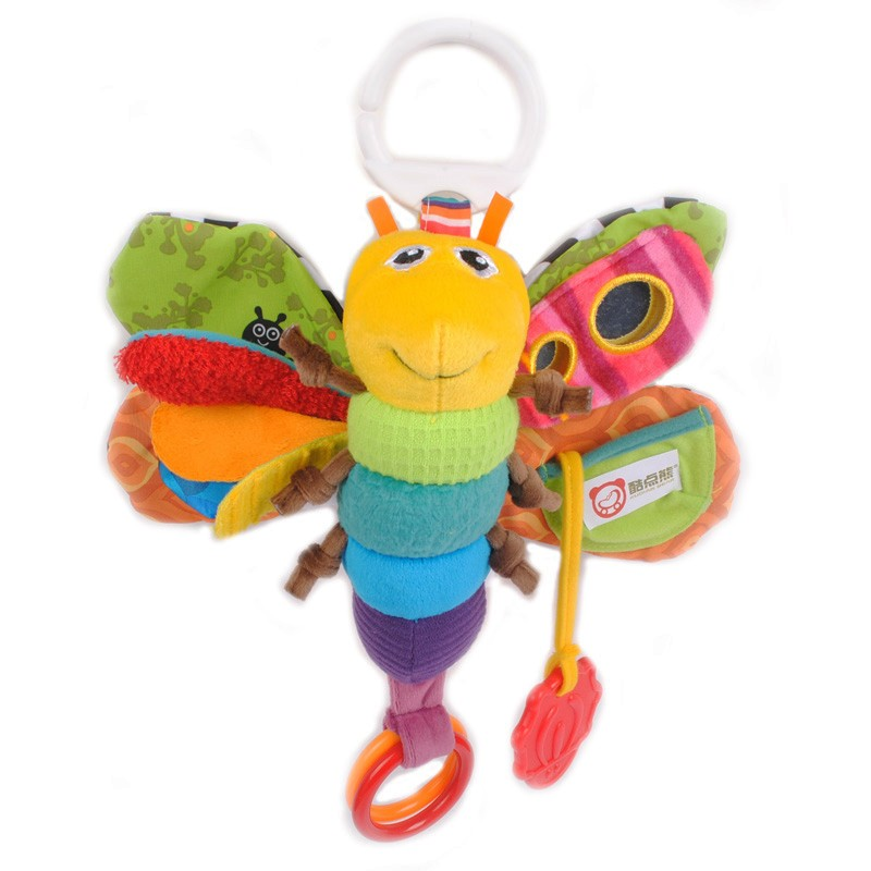 Musical Baby Toys : Musical baby stroller toy mobility crib mobiles rattles
