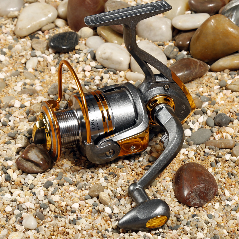Specials ! DB3000 metal head lures fishing reel fishing reel spinning wheel raft round rock fishing gear fishing vessel Wholesal<br><br>Aliexpress