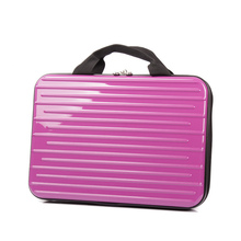Women Laptop bag 14 13.3 12 11 inch Fashion Hard shell Notebook bag portable men Computer bag (China (Mainland))